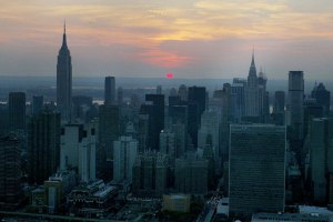 nyc-blackout-2003-sunset
