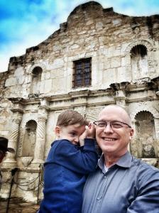 Mision San Antonio de Valero (The Alamo)